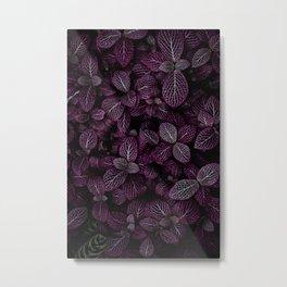 leaf pattern #society6 #decor #buyart Metal Print
