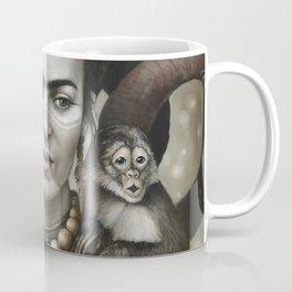 Hommage à Frida Kahlo 3 Coffee Mug