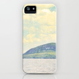 Greetings from Nowhere iPhone Case