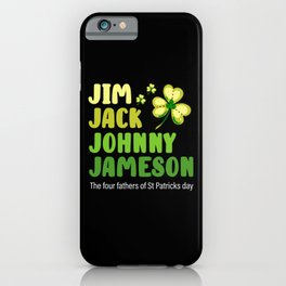 St Patricks Day, St Patricks Day lucky charms, pot iPhone Case