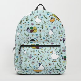 Ducks Backpack