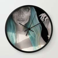 kardashian Wall Clocks featuring King Kylie Jenner by Katieb1013