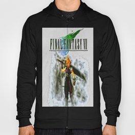 Cloud Strife Final Fantasy 7 Hoody