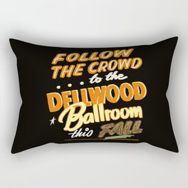 Dellwood Ballroom Rectangular Pillow