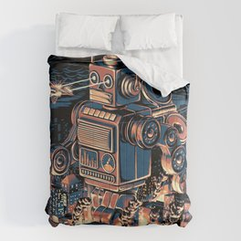 Night of the Toy Comforters