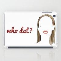 iggy azalea iPad Cases featuring Iggy by Bethany Mallick
