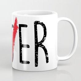 Loser and Love Coffee Mug