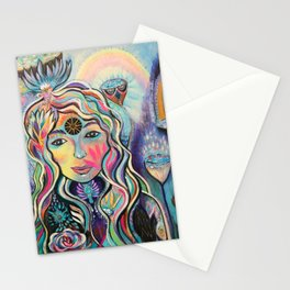 Celestial Dreaming Stationery Cards