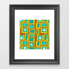 CLEMMONS Framed Art Print
