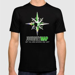 Journey Map T-shirt
