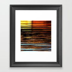 Happy! Framed Art Print