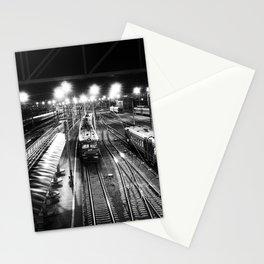 Novosibirsk - Main railway station. Stationery Cards