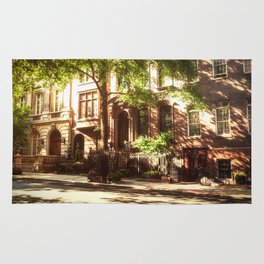 New York City Brownstones Rug