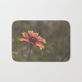 Texas Wildflower Bath Mat