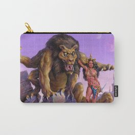 Maid of Mars Carry-All Pouch
