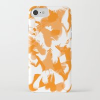egg iPhone & iPod Cases featuring Egg by Cart My Art