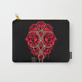 ROPE DOJO - BOUND ROSES Carry-All Pouch