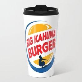Big Kahuna Burger Travel Mug