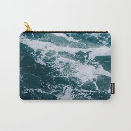 Ocean Marble #texture Carry-All Pouch