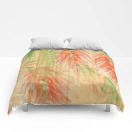 red weeping willow Comforters