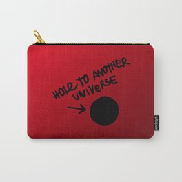 Hole To Another Universe Carry-All Pouch