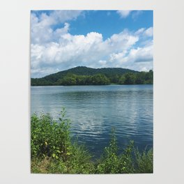 Melton Hill Lake Poster