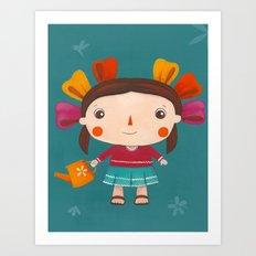 Lolita Art Print
