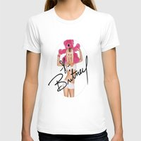 britney T-shirts featuring Britney Spears by BlessingO
