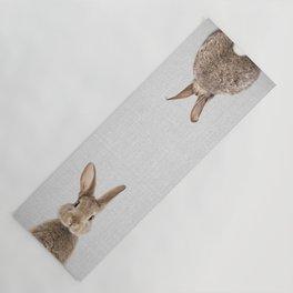 Rabbit - Colorful Yoga Mat