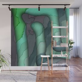 Elbow Room IV Wall Mural