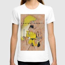 keangelidesart 1 T-shirt