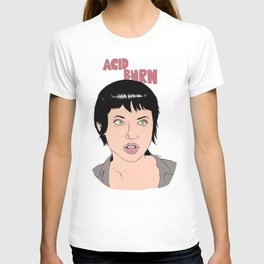 Acid Burn / Kate Libby - Hackers T-shirt