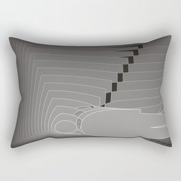 Lost in the space Rectangular Pillow