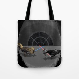 Egg Warz Tote Bag