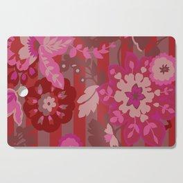 Floral Cutting Board