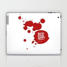 Dexter no.3 Laptop & iPad Skin
