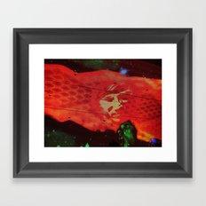 Red River Framed Art Print