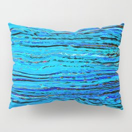 ripples on imagined water Pillow Sham