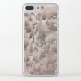 Untitled Landscape #002 Clear iPhone Case