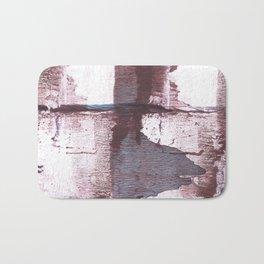 Gray claret Bath Mat