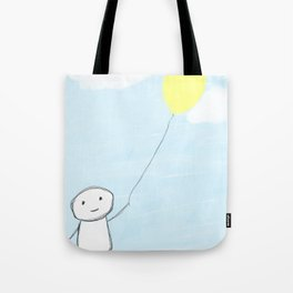 Simple Day  Tote Bag