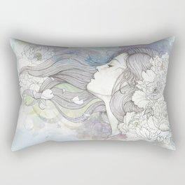 Le Vent  Rectangular Pillow