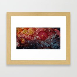 Big Bang Framed Art Print