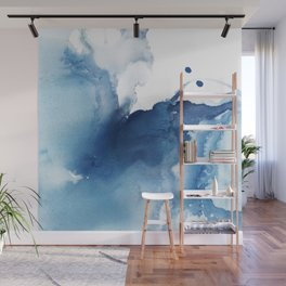 Deep Blue Sea Wall Mural