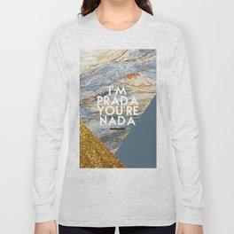 IM PRADO Long Sleeve T-shirt