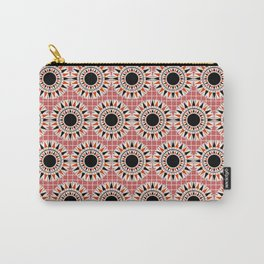Black stars pattern Carry-All Pouch