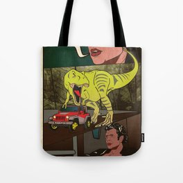 Sexy will find a way.  Tote Bag