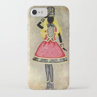 england iPhone & iPod Cases featuring England by Dany Delarbre