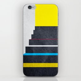 Stairs 02. iPhone Skin