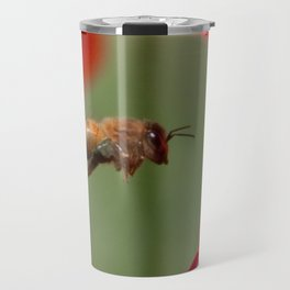 The Levitating Bee Travel Mug